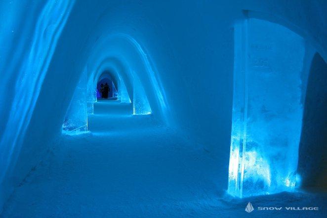snowhotel-corridor-snowvillage-lainio2013